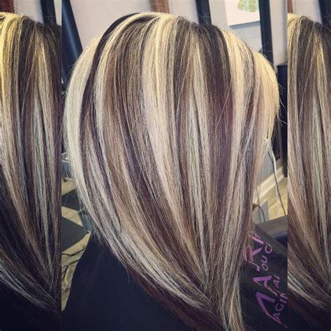 fall hair color ideas  blonde brown  auburn