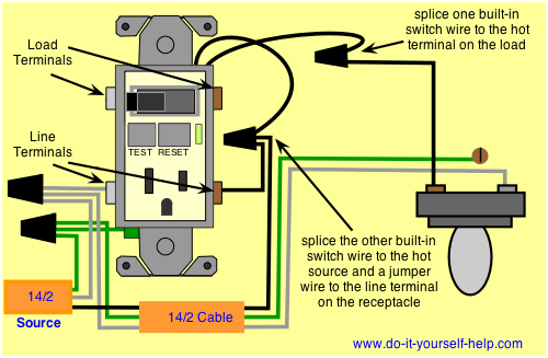 19 Best Wiring Diagram For Light Switch And Outlet Combo