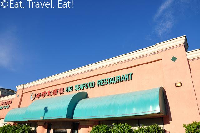 888 Seafood Restaurant Exterior