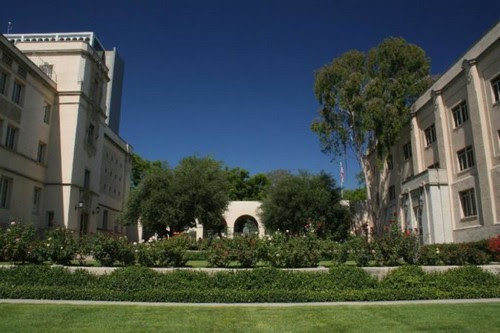 Top 10 National Universities in U.S. 2014