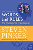 Words and Rules: The Ingredients of Language (P.S.)