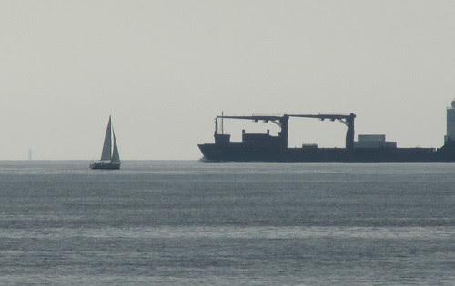 Barcos que se cruzan by JoseAngelGarciaLanda