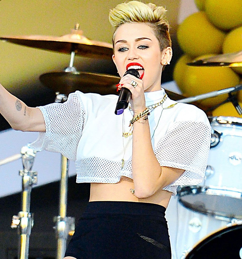 Miley Cyrus : JKL (June 2013) photo 26mcyrus1.jpg