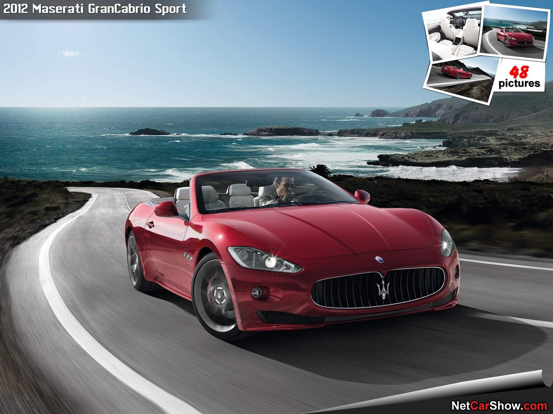 Maserati GranCabrio Sport (2012)