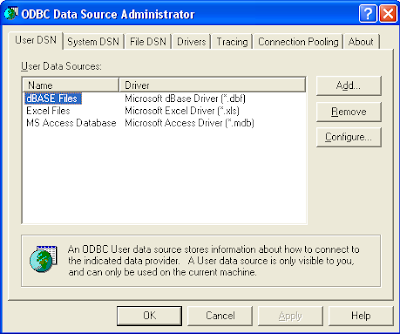dominoc925: Query Oracle Spatial in Microsoft Excel