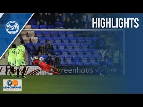 Video: McGee penalty save