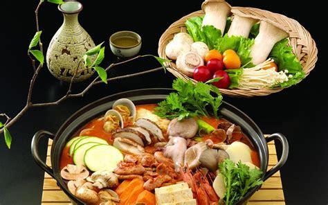 Korean Food Recipes Background Wallpaper   I HD Images