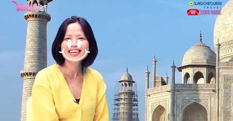 VALIDI TẬP 20 | VALI TOUR - Tác giả Bước chân theo dấu mặt trời Phương Thu Thuỷ chia sẻ về Ấn Độ