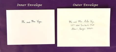 invitations card : Addressing wedding invitations   Card