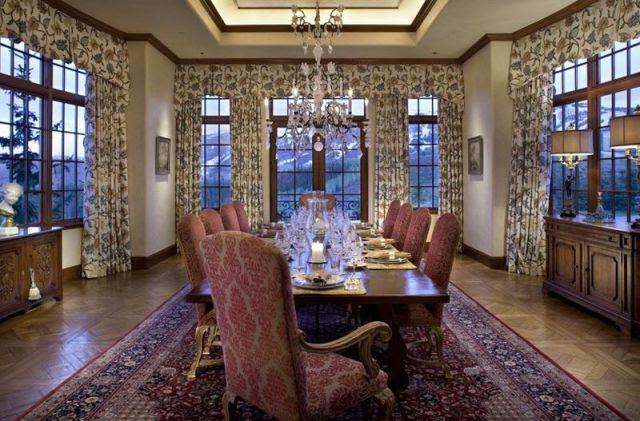 Spectacular Mountain Mansion in Colorado