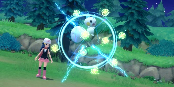 Pokemon Diamond & Pearl Remake's Exp. Share Could Ruin The Games