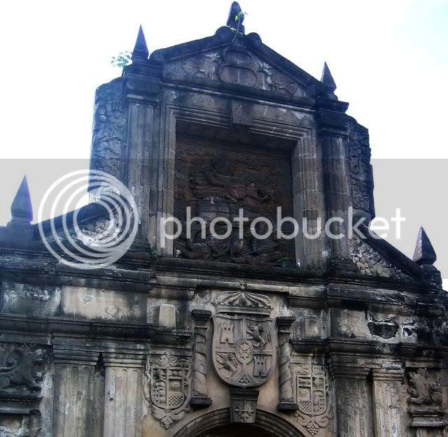 fort san antonio abad manila