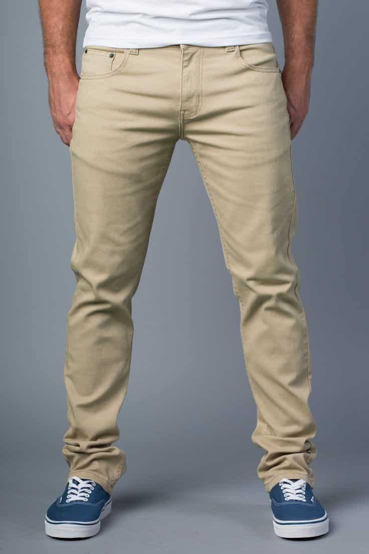 khakhi pants outfit ideas9