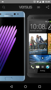 How To Quickly Compare Specifications Between Android Devices