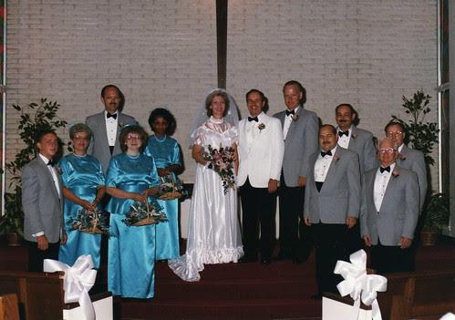1987 Wedding
