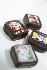 Opera, Jacques Genin, Salon du Chocolat Tokyo 2010, Shinjuku Isetan