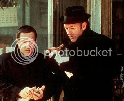 Roy Scheider and Gene Hackman,