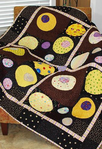 Pat Sloan Modern Relief Japan Lunar moon