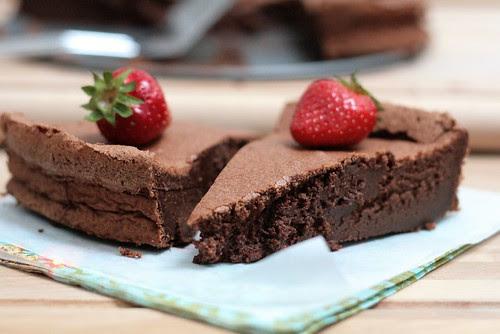 Mousseux au chocolat II