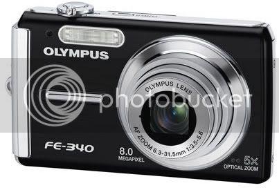 Olympus f340
