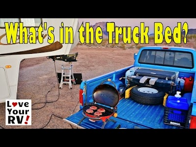 Love Your RV! videos: Boondocking Mods & Gadgets, Ajo Scenic Loop Drive, Full-Timer Tools