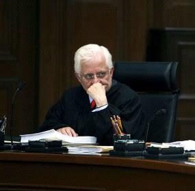 El expresidente de la Suprema Corte de Justicia de la Nación (SCJN), Genaro David Góngora Pimentel. Foto: Germán Canseco