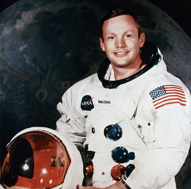 how old when he was on the moon neil armstrong stepped - photo #43