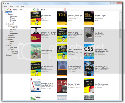 Free EBook Catalogue Software