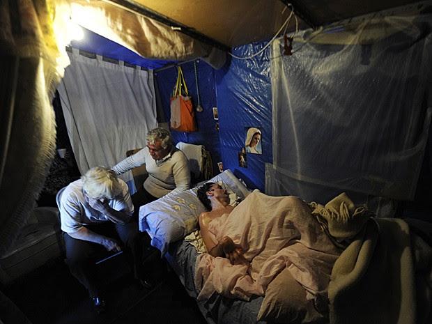 Coma (Foto:  Dominique Faget/AFP)