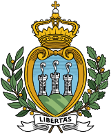 File:Coat of arms of San Marino.svg