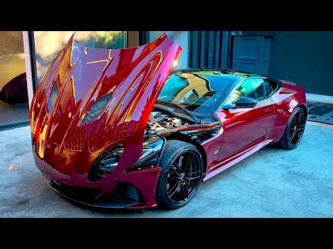 2021 Aston Martin DBS Superleggera - Wild Coupe!