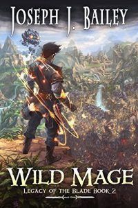 Wild Mage by Joseph J. Bailey