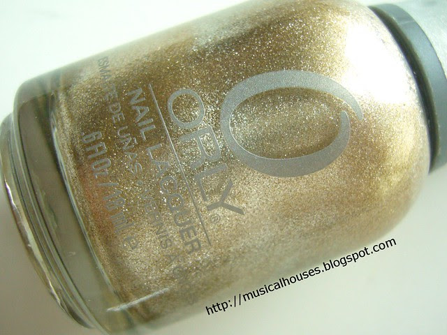 orly luxe foil fx bottle
