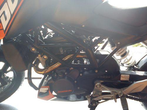 KTM Duke 200 Engine