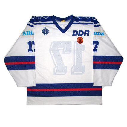 East Germany 1989 jersey, East Germany 1989 jersey