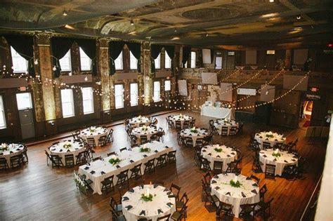 Travel Inspired Milwaukee Wedding at Turner Hall Ballroom