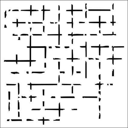 http://13arts.pl/pl/p/Maska-Stencil-Tattered-Grid/1087