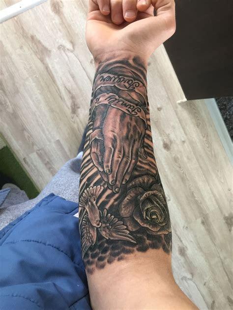 arm tattoos men hand tattoo ideas