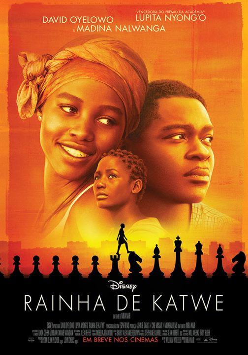 Rainha de Katwe : Poster