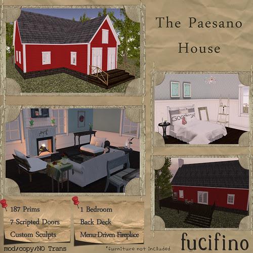 [fucifino] The Paesano House