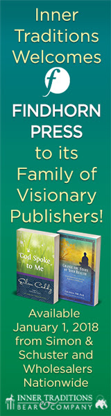 Inner Traditions Welcomes Findhorn Press its Family of Visionary Publishers!