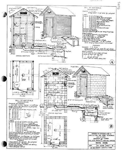 Cold Smokehouse Designs Get Home Inteiror House Design Inspiration