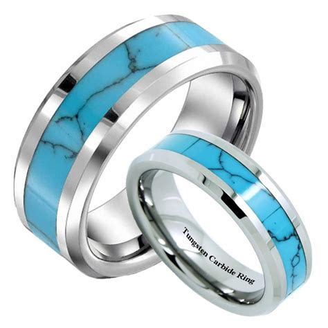 Aliexpress.com : Buy 8/6mm Fashion Tungsten Ring With