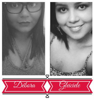 Gleice e Débora