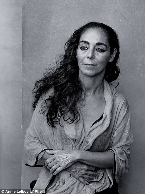 Shirin Neshat grew up in Iran before the Islamic Revolution and now takes photos of and creates films about women living in an Islamic theocracy