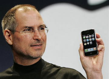 Inilah  'Revolusi' Steve Jobs Yang Mengubah Dunia