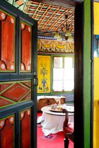 η πόρτα του καφ� οντά