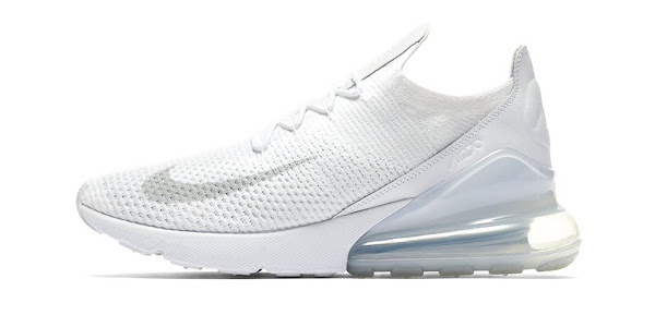 Nike s Air Max 270 Flyknit ... a475dfb91