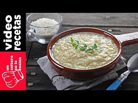 Un soltero en la cocina arroz con leche de coco y vainilla for Un soltero en la cocina