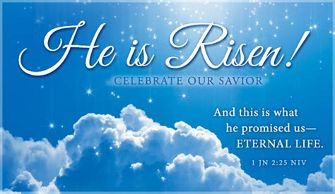 Free 1 John 2:25 eCard   eMail Free Personalized Easter